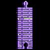 ikea_flex_tory.stl Télécharger fichier STL gratuit Chemins de fer flexibles IKEA • Design pour imprimante 3D, Ogrod3d