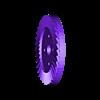 rotazione_controllata_matassa.stl Télécharger fichier STL gratuit filament toujours tendu - rotation contrôlée par l'échevette • Objet pour impression 3D, Porelynlas