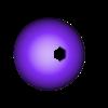 Dôme déflecteur.stl Download free STL file Weather vane • 3D printable object, Nitsoh