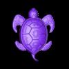 tortle2.stl Télécharger fichier STL gratuit tortue 3 • Design imprimable en 3D, shuranikishin