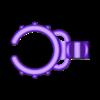 smoker_ring_3a.stl Télécharger fichier STL gratuit anneau de cigarette • Plan pour imprimante 3D, hitchabout