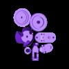 ALL_BODY.stl Télécharger fichier STL gratuit Alimentateur de filaments horizontaux pour la chambre d'impression • Plan à imprimer en 3D, theveel