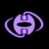 gancho.stl Télécharger fichier STL gratuit mangeoire pour colibri • Modèle pour imprimante 3D, saginau