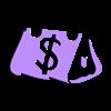 picsou_marron.stl Télécharger fichier STL gratuit badge picsou • Design imprimable en 3D, jpgillot2