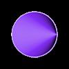 CylinderMinusConeB.stl Download free STL file Volume of a Sphere, Cavalieri's Principle, Cups • 3D printable design, LGBU