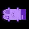 ork teeth hull.stl Télécharger fichier STL Ork Tank / Canon d'assaut 28mm optimisé pour FDM Printing • Modèle pour imprimante 3D, redstarkits