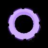 fidget_nut.stl Télécharger fichier STL gratuit Trick Bolt Fidget (maintenant avec plaque d'impression) • Objet pour impression 3D, Not3dred