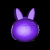 Pink Nana - Head.stl Télécharger fichier STL Super Nana Totem • Design imprimable en 3D, BODY3D