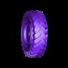 3D72nd_76th_Matador_goodyear_front.stl Download STL file 3D72ND - 1/76TH SCALE MATADOR GOODYEAR WHEELS • 3D printer design, 3D72nd