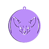 41.stl Download STL file Dogs • 3D printing object, GENNADI3313
