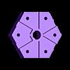 supporto_bracci_rocchetto.stl Download free STL file yet another reel holder • Design to 3D print, Porelynlas
