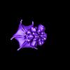 """Hexaplant.stl Télécharger fichier STL gratuit Installation de table : """"HexaPlant"""" (Végétation exotique 10) • Modèle pour impression 3D, GrimGreeble"""