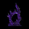 portal_tree_NoCattail_2.2.1.stl Download free STL file Magic Portal Tree - Support Free • 3D printable model, BellForged