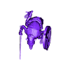 Clanrat_Sword_2.stl Download free 3MF file Gangsta Rats • 3D printer template, EmanG