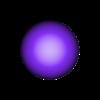 Planet_2.stl Télécharger fichier STL gratuit Démonstration de transit d'Exoplanet • Design à imprimer en 3D, poblocki1982