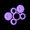 SmallHandsSpinner2.stl Télécharger fichier STL gratuit Tourniquet pour les mains de bébé • Design à imprimer en 3D, bywebberen