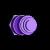 Tail5.stl Télécharger fichier STL gratuit Dr Who Sonic Driver Builder Kit de constructeur de pilote sonique • Objet à imprimer en 3D, Chanrasp