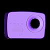 Bush_radion_complete..stl Télécharger fichier STL gratuit Porte-point-écho de la radio Amazon vintage de Bush • Plan pour impression 3D, coastermad