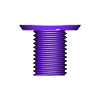 ConeOut.stl Download free STL file Thin Spool Holder for Thing • 3D print object, jennifersirtl