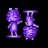 lion_split.stl Download free STL file Rex - Animal Crossing • 3D printable object, skelei
