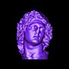 20140908_Alexander_as_Helios_by_Cosmo_Wenman_HiRes_11O_10deci.obj Télécharger fichier OBJ gratuit Alexandre comme Hélios • Modèle pour impression 3D, Ghashgar