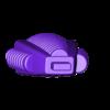 Breen_v3_part_1.stl Download free STL file Breen Helmet • 3D printer template, poblocki1982