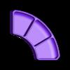 esun_divider_third_heigh_2_SS.stl Download free STL file Spool Drawer Divider V2 • 3D printer model, jimjax