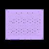 NanoBox_Bottom_v21.stl Télécharger fichier STL gratuit Étui Jetson Nano • Objet pour imprimante 3D, ecoiras