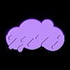 "Rain.stl Download free STL file Al Roker's ""Weather Magnets"" • 3D print design, GeneralElectric"