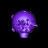 princesLESS.stl Download free STL file Pig Royal Family • 3D printer model, shuranikishin