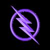 logo.stl Download free STL file Bong Mouthpiece, Shisha, Hookah FLASH • 3D print design, migue-bet