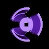 54mm_spool_lock.stl Télécharger fichier STL gratuit Porte-filament planétaire • Modèle à imprimer en 3D, franciscoczapski