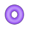 Studio Klipsi_Donut_ Porte carte de visite_V1_2020.stl Télécharger fichier STL gratuit Porte-carte DONUT / card holder • Design à imprimer en 3D, StudioKlipsi