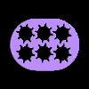 rejilla.stl Télécharger fichier STL gratuit Porte-savon en forme d'araignée • Plan pour impression 3D, 6L0R14