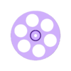 wheel.stl Download free SCAD file Alternative wheel for the B-Robot (OpenSCAD) • 3D printing design, david_jenkins