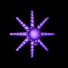 Octopus_v5.5_support.stl Télécharger fichier STL gratuit Jolie pieuvre miniature • Modèle pour imprimante 3D, jaumecomasfez