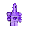 newusbrobot_fixed.stl Download free STL file USB robot Dr Fluff New • 3D printer template, ThinkerThing