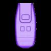 Cricket_v2.stl Download free STL file Cricket Phaser • 3D printing template, poblocki1982