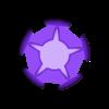 IcosaVconnector_dot4mmLoose.stl Download free STL file Make Your Own Platonic Icosahedron, Snap • 3D printable design, LGBU