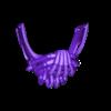995-1-1_Bane_Mask_FDM (repaired).stl Télécharger fichier STL gratuit MASK BANE BATMAN • Design pour imprimante 3D, CastleDesignChile