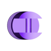 Piston.stl Télécharger fichier STL gratuit Modèle de moteur radial à 7 cylindres • Design pour imprimante 3D, MinMunchKin