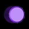 NTS1-KNOB.stl Télécharger fichier STL gratuit Bouton numérique KORG NTS-1 • Objet à imprimer en 3D, KoniEy