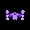 DronAC-Gun-v21.obj Download free OBJ file Gun Drone AC • 3D printable object, ACavalle
