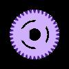 EarthIdlerIn36T.stl Télécharger fichier SCAD gratuit Planétarium mécanique • Plan pour impression 3D, Zippityboomba