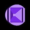 choker_pipe_sty4.stl Download free STL file 5050/WS2812 LED Light Diffuser for Choker • 3D printer object, AlbertKhan3D