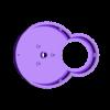 PlanetariumBase.stl Télécharger fichier SCAD gratuit Planétarium mécanique • Plan pour impression 3D, Zippityboomba