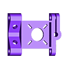 z-motor-mount-neo-x2.stl Download free STL file Integrated Z motor mount, frame vertex and rod clamp for Prusa Mendel • 3D printable object, Reneton