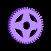 JupiterIdlerIn44T.stl Télécharger fichier SCAD gratuit Planétarium mécanique • Plan pour impression 3D, Zippityboomba