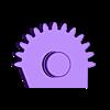 gear_leg_L.stl Télécharger fichier STL gratuit RoboDog v1.0 • Modèle pour imprimante 3D, robolab19