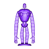 Castle_In_The_Sky.stl Download free STL file Castle In The Sky Robot • 3D printable template, TroySlatton